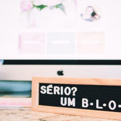 Bem-vindo(a) ao meu Blog!